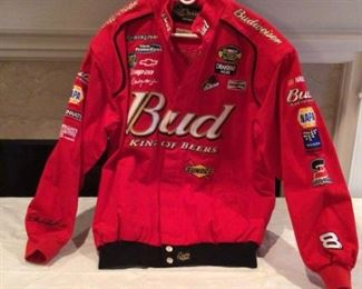 Dale Jr. Chase Authentic Racing Jacket