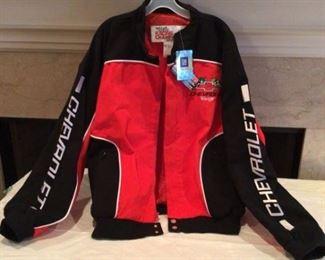 New Racing Championships NASCAR/Chevrolet Jacket