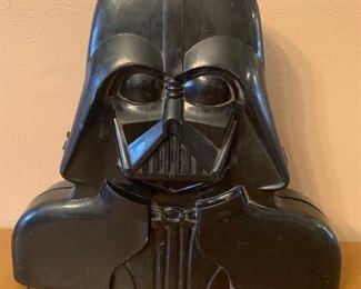 Vintage Star Wars Carry Case Action Figres
