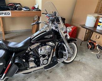 2000 Harley Road King 29K Miles