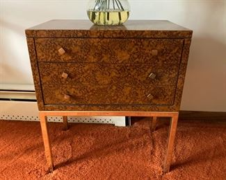 23 Drawer Accent Table
