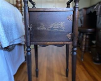 Antique humidor