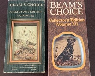 Beam's Choice Decanters