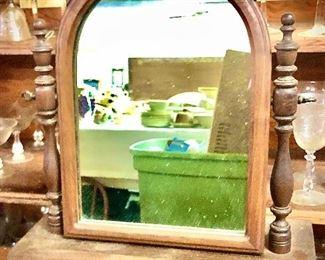 Vanity Top Shaving Mirror