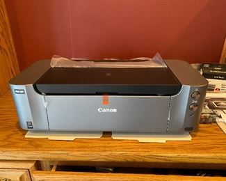 New Canon Printer Pro -100 Wireless with extra ink cartridges