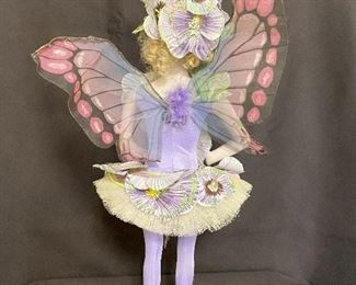 Additional photo of backside of fairy.