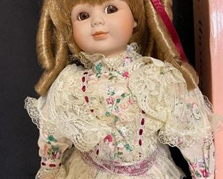 Additional photo of doll.
