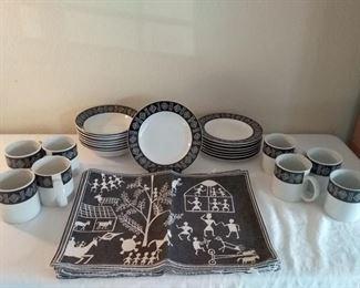 Furio Sphinx Dishes