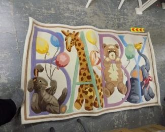 CHILDREN'S ROOM RUG