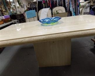 ITALIAN MATBLE DINING ROOM TABLE