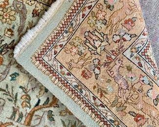 Tabriz rug #1