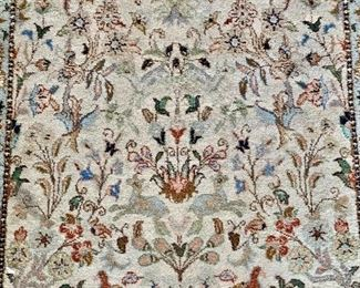 Tabriz rug #2