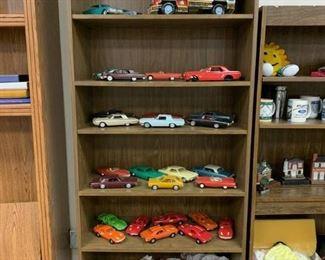 5 Shelf Book Storage