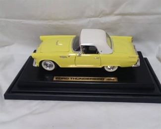 1955 Ford Thunderbird Collectors Model