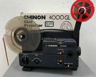 Chinon 4000 GL Projector