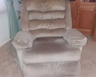 Comfy Recliner by Action Industries