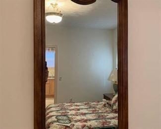 Drexel Hanging Mirror