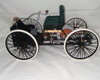 Franklin Mint 1896 Hendry Ford Quadricycle Diecast