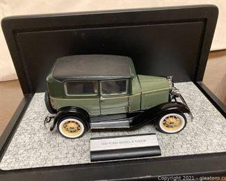 Franklin Mint 1930 Ford Model A Tudor