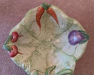 Hand Made Salad Bowl