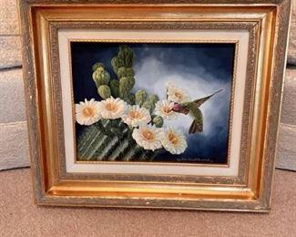 Original Art Work on Canvas