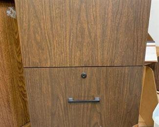Roll Top Storage Cabinet
