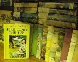 Set of 39 Vintage Hardback Romance Novels