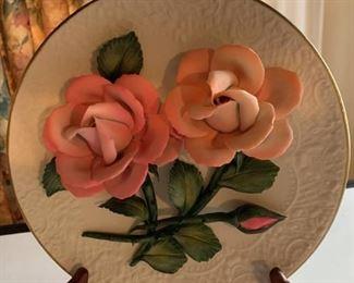 The Roses of Capodimonte
