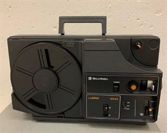 Vintage Bell Howell Projector