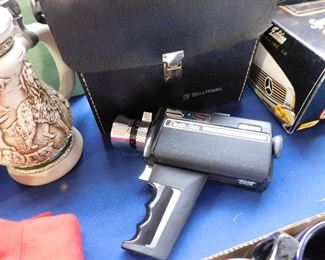 Bell & Howell Movie camera