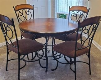 201Dining Table with Chairs