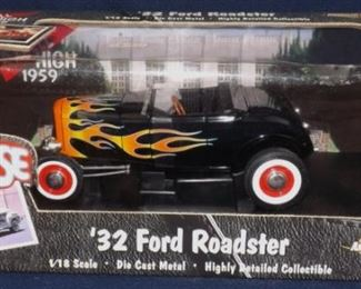 32 Ford Roadster Diecast