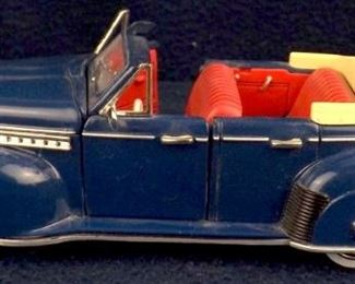 41 Buick Roadmaster Diecast Left Side