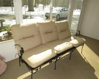$200.00, Woodard 3 season sofa, VG condition