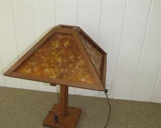 $30.00, Arts & Craft lamp