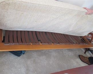 Made In Denmark By Selig Mid-Century Modern Chairs (2) and Sofa