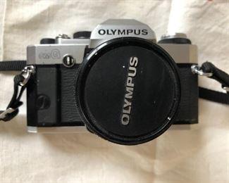 Olympus OM-G 35mm Film Camera And 50mm f/1.8 Lens $120 (Photo 3/3)