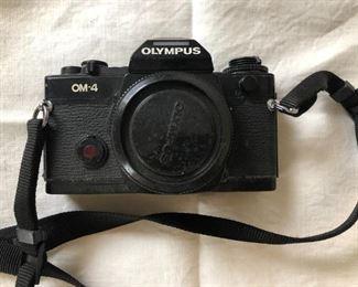 Olympus OM-4 35mm SLR Film Camera (Body Only) $200 (Photo 1/3)