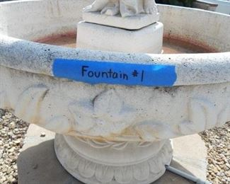 Large Fountain #1