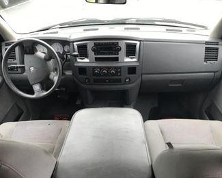 Dodge inside