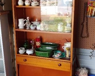 Cute little maple kitchen/jelly cabinet