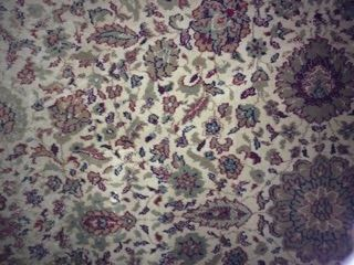 2 matching square area rugs.  Excellent used condition