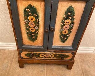 Antique Storagr Cabinet