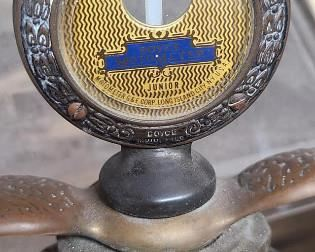 Several Vintage Radiator Caps