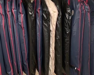 MENS SUITS, SPORT COATS, MORELY SIZE 42 R.  BRIONI, VALENTINO MENS TUX, JOSEPH AND FEISS, ETC.