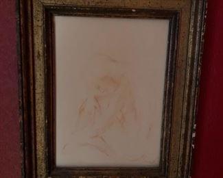 SIGNED ARTWORK