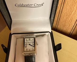 Coldwater Creek women's watch