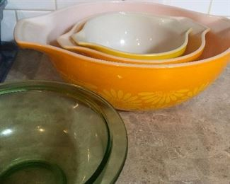 vintage pyrex -  and more