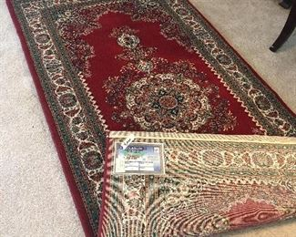 authentic turkish rug  just lovely condition