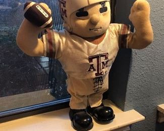 aggies  bet you dont see this one all that often !!